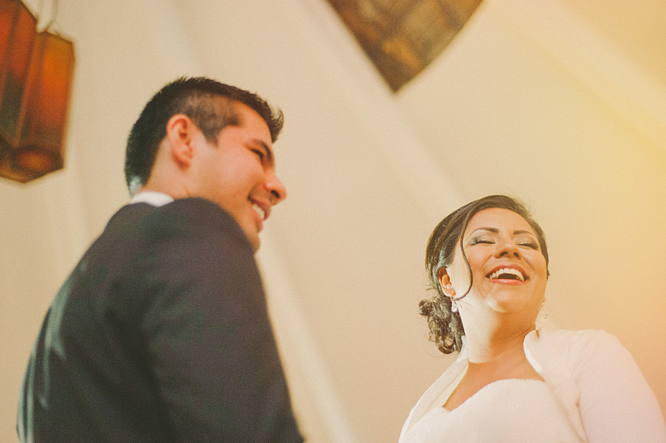 boda en templo sagrado corazon salamanca