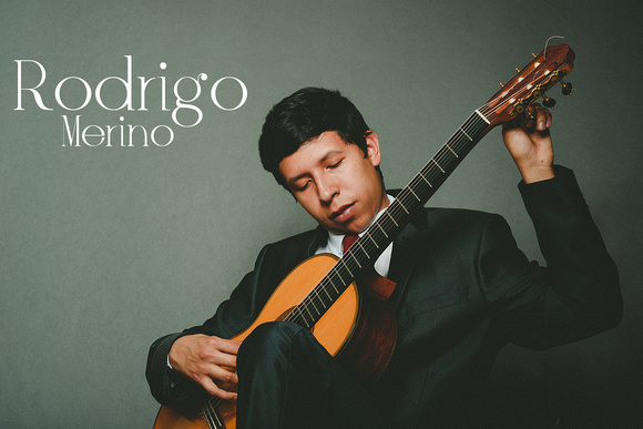 Rodrigo Merino Guitarrista Salmantino