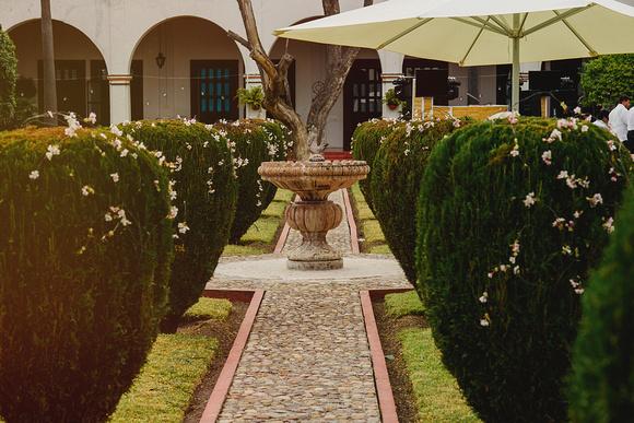 Ex Hacienda San Vicente de Garma