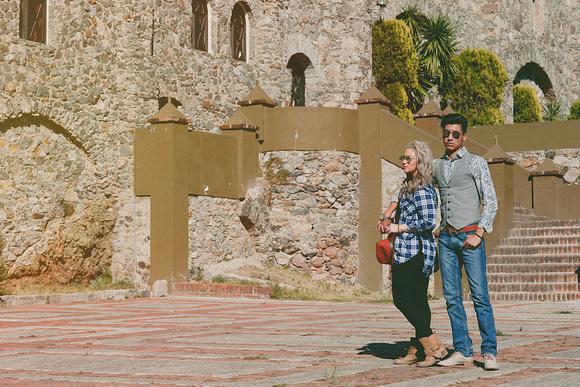 Castillo de Santa Cecilia Fotografo de Bodas Guanajuato