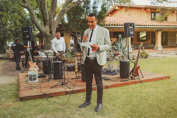 Boda crsitiana en el rancho el recuerdo de ancon Salamnca Guanajuato