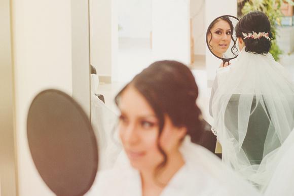 Maquillaje y peinado de la novia: Your Style