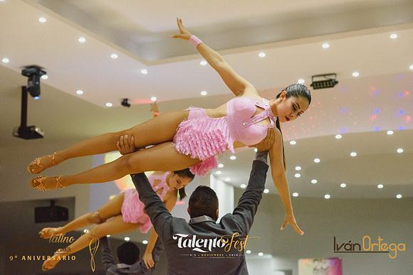 Talento Latino Hotel Queenton Salamanca