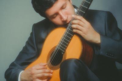 Guitarrista en Salamanca