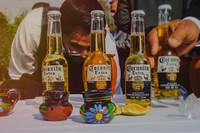 cerveza corona ex hacienda mayorazgo