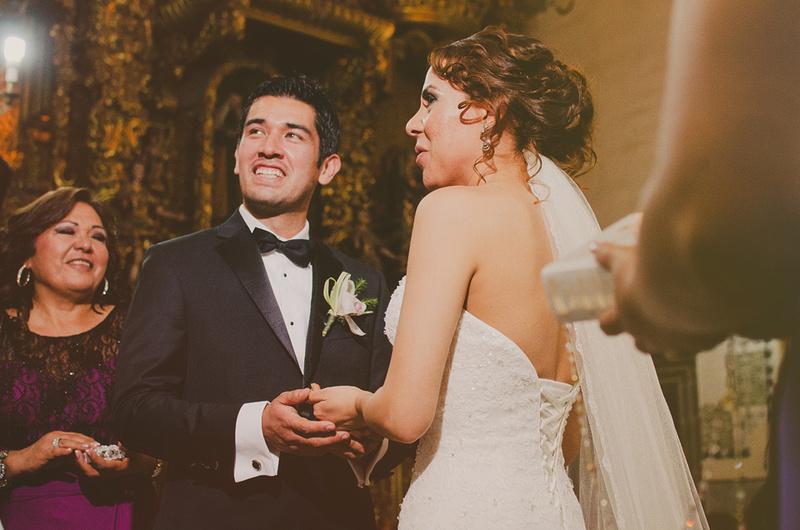 boda en templo de san agustin